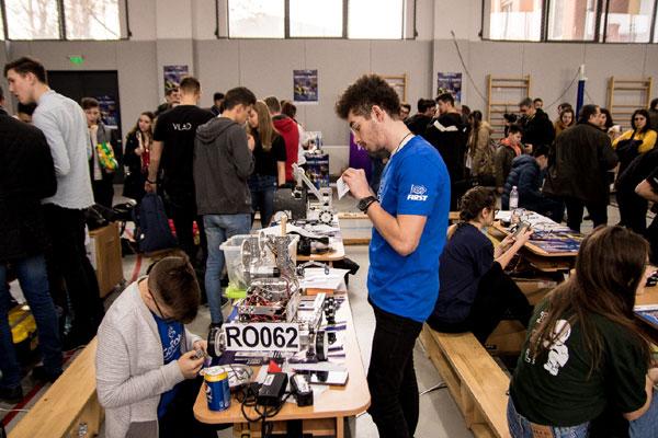 BRD FIRST Tech Challenge Romania, Timisoara 1465