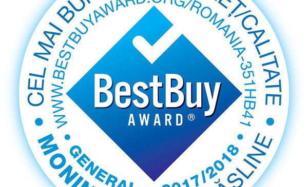 Best Buy Award pentru gama de uleiuri de măsline extra virgine Monini