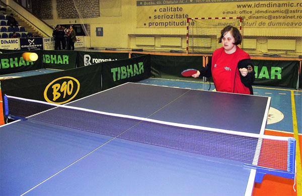 Campionatul National de Tenis de Masa Special Olympics 2194