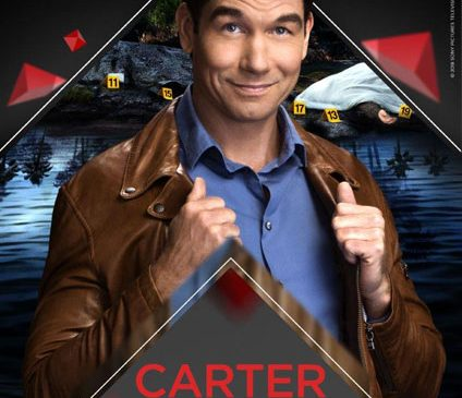 """Producția originală Sony Pictures Television, """"Carter"""", va avea premiera în România pe 10 aprilie"""