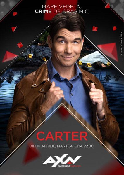 Carter la AXN