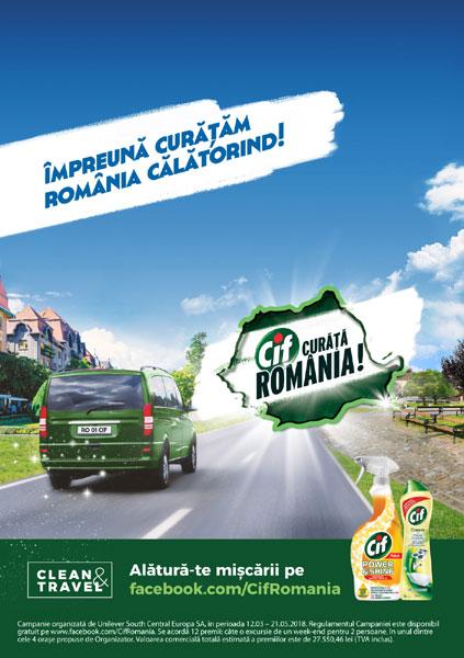 Cif Curata Romania 2018