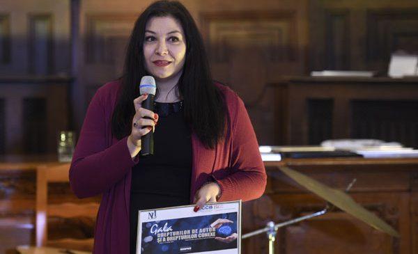 AGERPRES a primit Premiul de excelenţă la Gala Drepturilor de Autor şi a Drepturilor Conexe