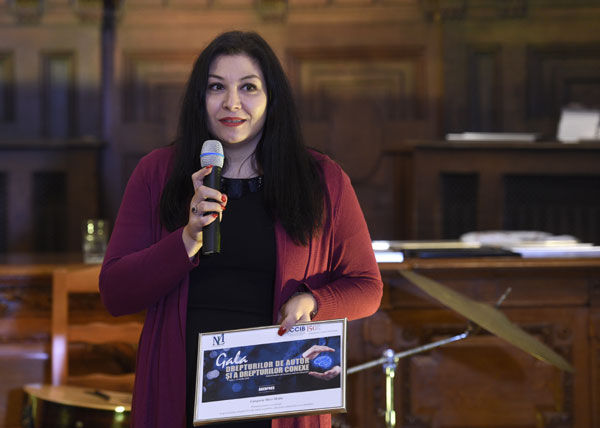 Claudia Nicolae, director general adjunct AGERPRES