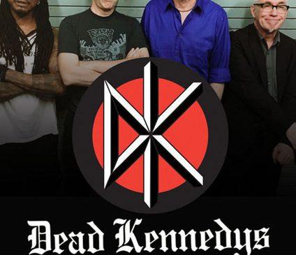 Concert Dead Kennedys în premieră în România