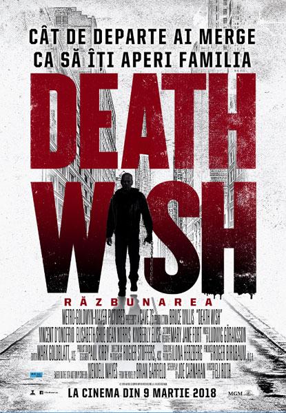 Death Wish afis