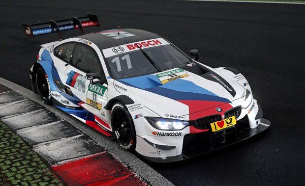 Design pentru campioni: BMW Motorsport reinterpretează culorile BMW M tradiţionale pentru sezonul 2018