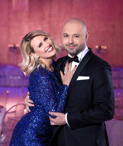 Dianna Rotaru si Mihai Mitoseru, Se striga darul