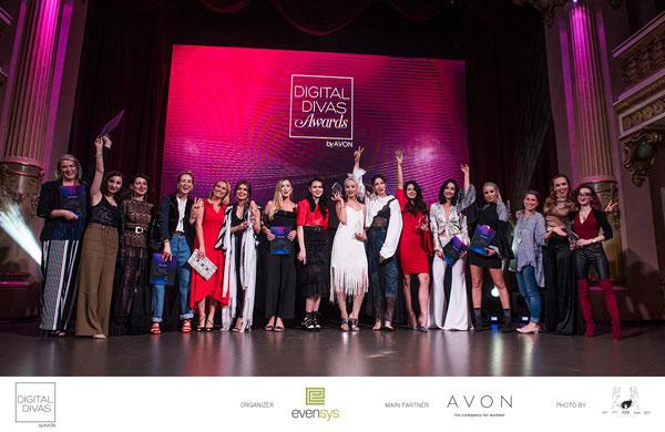 Digital Divas by AVON 2018