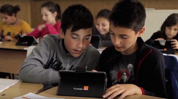 Digitaliada in scolile din mediul rural