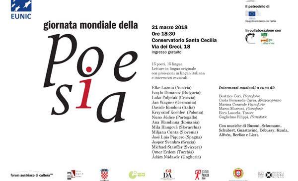 Ana Blandiana la Ziua Mondială a Poeziei 2018 de la Roma