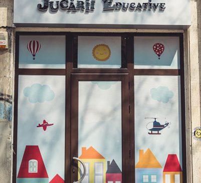 Noul showroom EduClass.ro este Orășelul Jucăriilor educative și creative