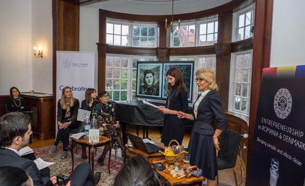 """Compania Careless Beauty și-a prezentat povestea antreprenorială la Copenhaga, în cadrul evenimentului """"Entrepreneurship in Romania and Denmark"""""""