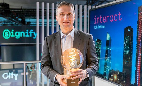 Philips Lighting îşi consolidează poziţia de lider în iluminatul care foloseşte IoT în cadrul Light + Building 2018