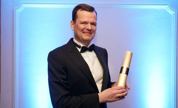 Ewald Raben, CEO Raben Group, este numit Antreprenorul Anului în Germania