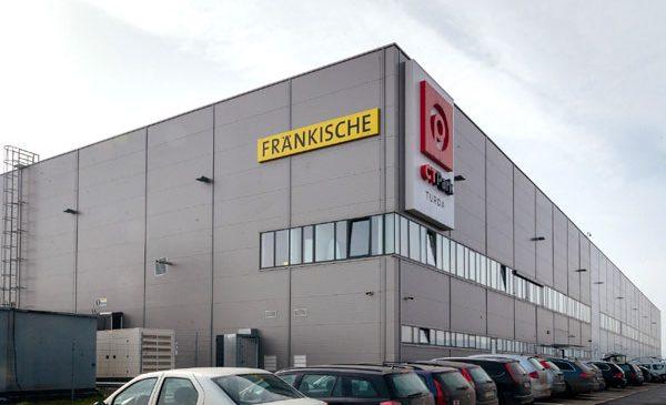 CTP își extinde colaborarea cu FRÄNKISCHE Romania în CTPark Turda, ajungând la un total de peste 10.000 m²