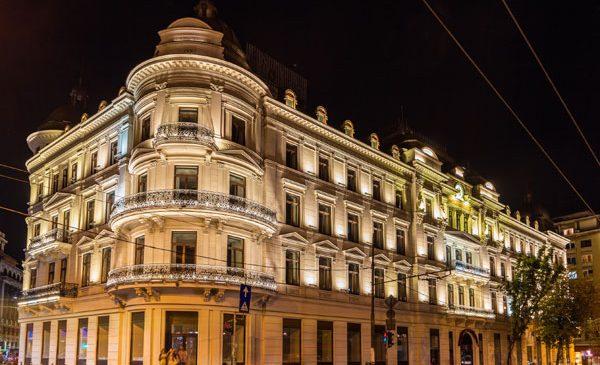 Lanţul hotelier Corinthia va inaugura hotelul istoric Grand Hotel du Boulevard în București