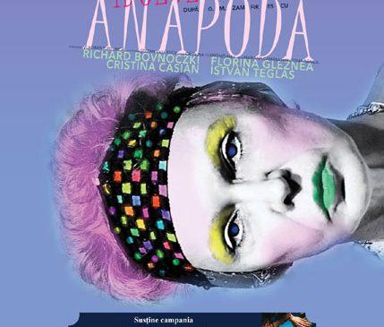 """ARCUB se alătură Campaniei Naționale """"Artiștii pentru artiști"""" cu unul dintre cele mai apreciate spectacole de teatru, """"Idolul și Ion Anapoda"""""""