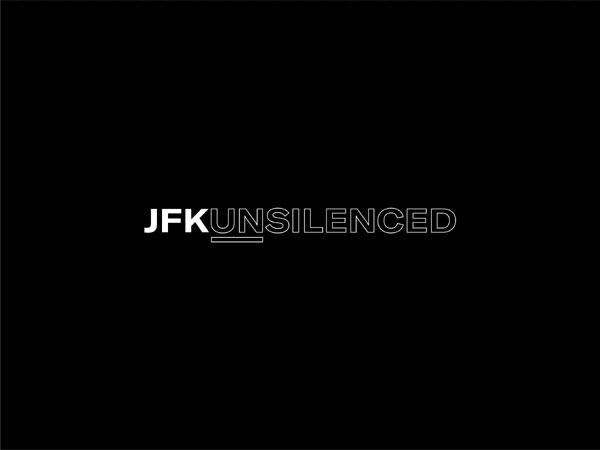 JFK Unsilenced Logo