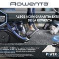 KV Rowenta Silence Force Cyclonic 4A