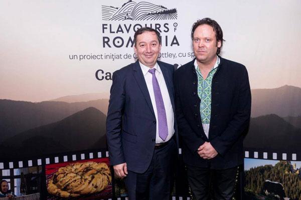 Lansare Flavours of Romania