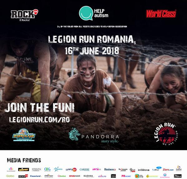 Legion Run 16 iunie