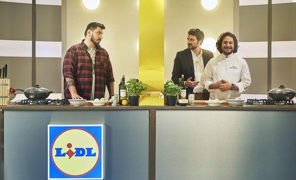 Bucătar după ureche – primul show video marca Lidl România
