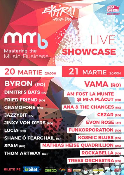 MMB Showcase 2018