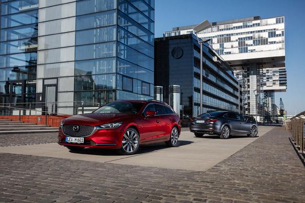 Mazda6 la Geneva 2018