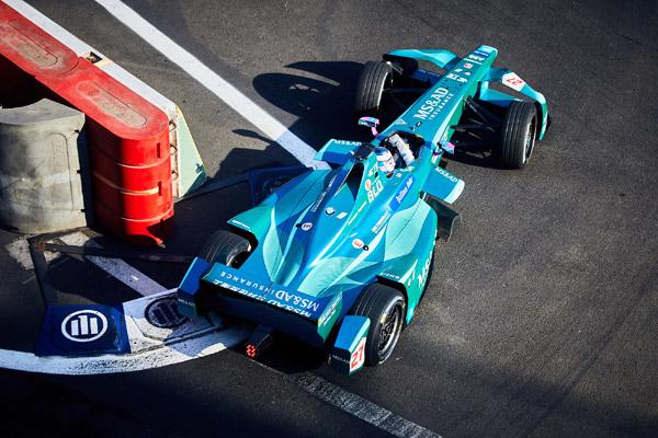 Mexico City E-Prix 2018