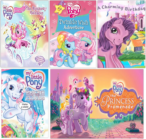 My Little Pony la JimJam