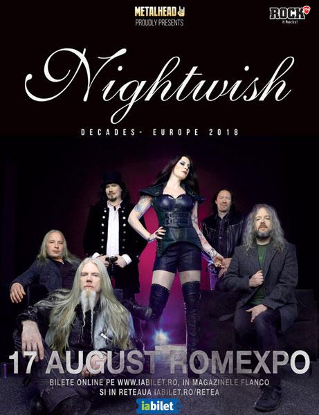 Nightwish 17 august