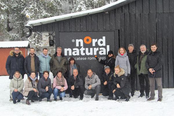 Nord Natural, deschidere oficiala punct de lucru