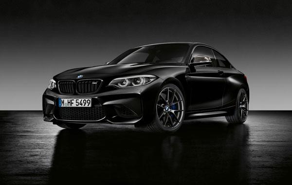 Noul BMW M2 Coupé Edition Black Shadow