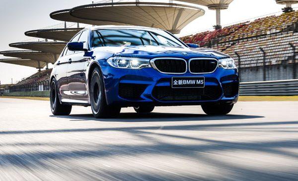 "Noul BMW M5 primeşte titlul ""World Performance Car"" 2018"