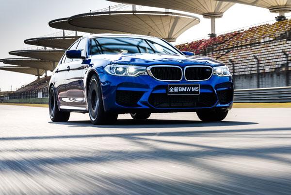 Noul BMW M5 primeste titlul World Performance Car 2018