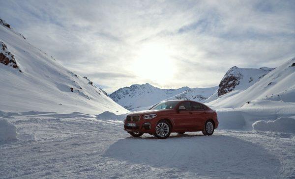 Noul BMW X4 pe drumul spre premiera mondială la Salonul Auto de la Geneva