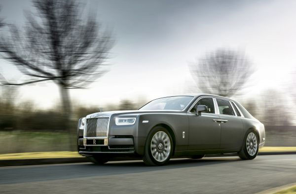 Noul Rolls-Royce Phantom