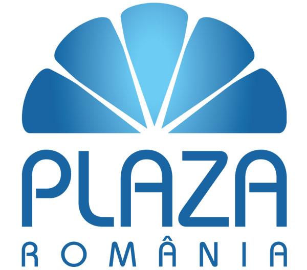 Plaza Romania logo