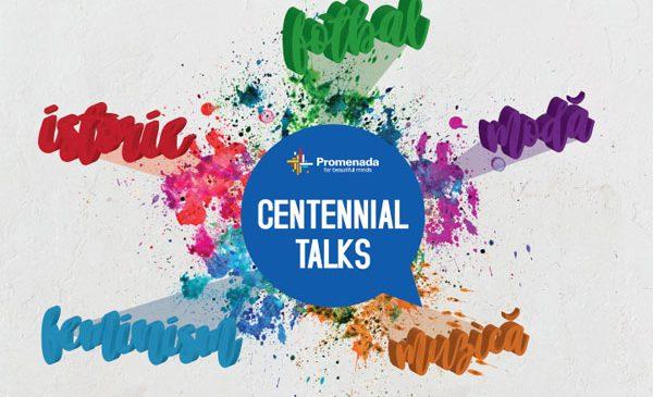 """Promenada lansează dezbaterile """"Centennial Talks"""""""