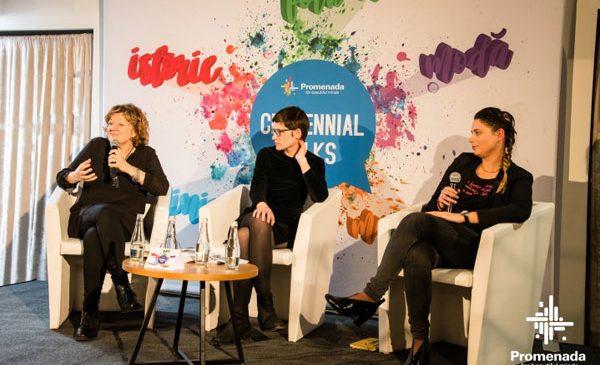 Promenada Centennial Talks: Mituri despre feminism