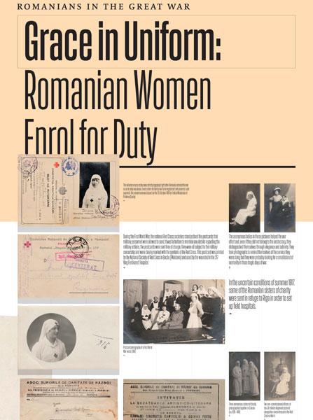 Razboiul la feminin, romancele in Primul Razboi Mondial