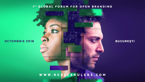Rebels and Rulers, conferinta branding