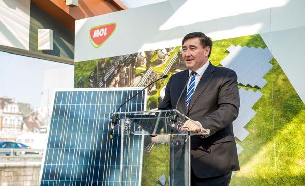 Grupul MOL face primii pași în sectorul energiei solare