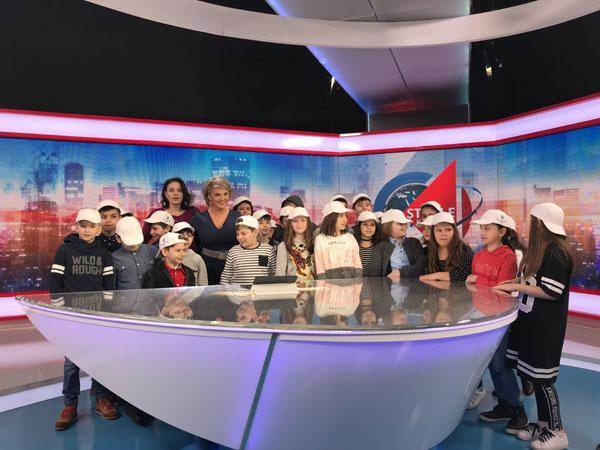 Scoala Altfel la Kanal D 8