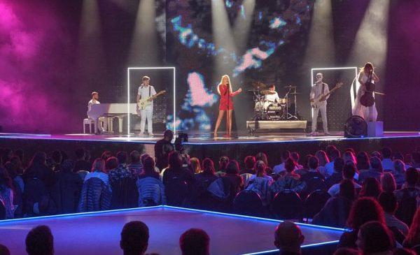 The Humans promovează piesa României pentru Eurovision la Târgul de Turism de la Berlin