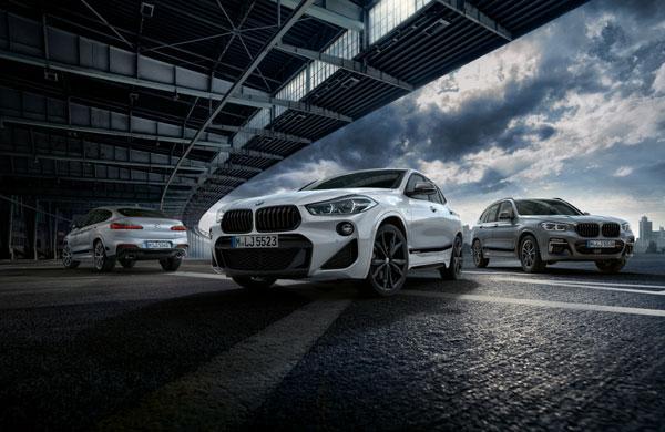 Tunning sportiv pentru noii membri ai gamei BMW X