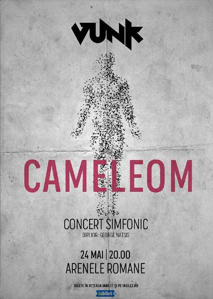 Vunk, Cameleom