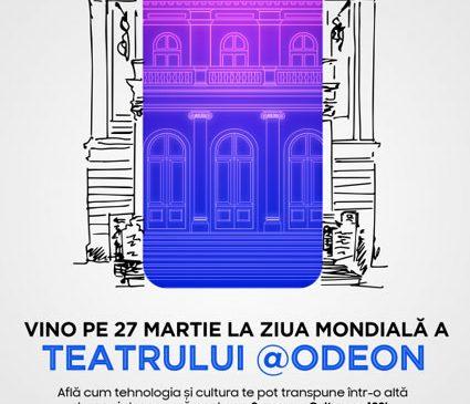 Ziua Mondială a Teatrului @ ODEON