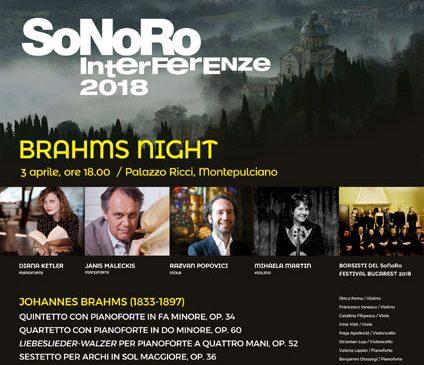 Bursierii SoNoRo Interferențe vor concerta în Italia